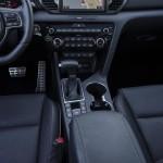 Kia Sportage interior