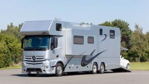 Mercedes Antos autocaravana