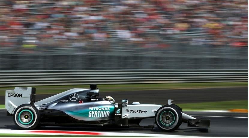 Mercedes GP Italia 2015