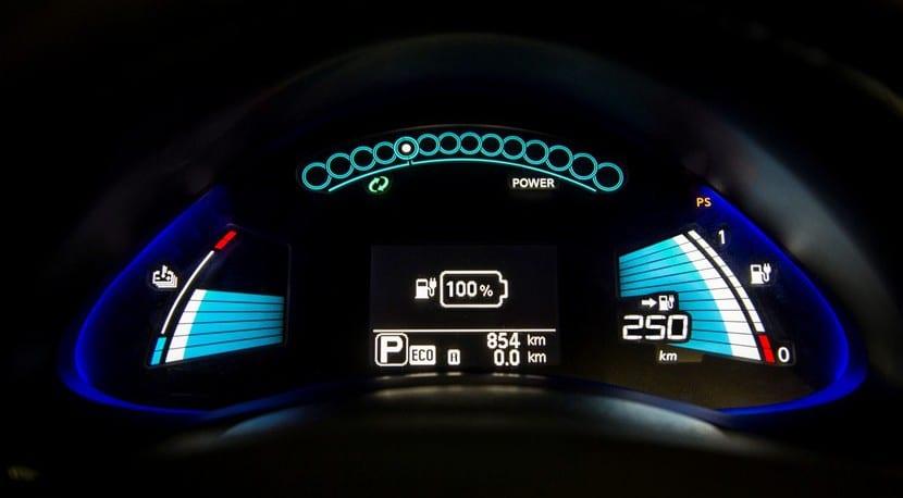 Nissan LEAF 2016 mayor autonomía