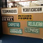 Parque Móvil del Estado, exposición 80 años
