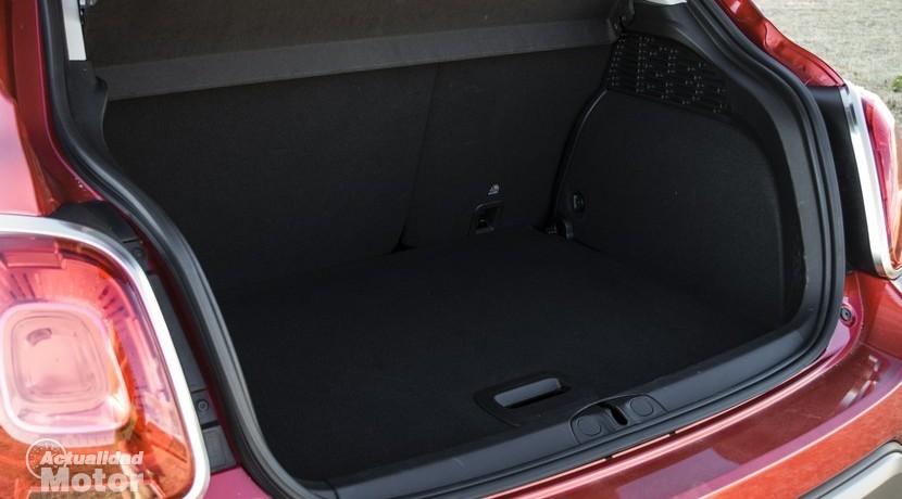 Prueba Fiat 500X 2.0 MultiJet 140 CV 4x4 Automático