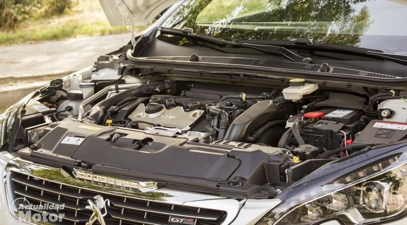Prueba Peugeot 308 GT 1.6 THP 205 CV