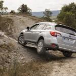 Prueba Subaru Outback diésel automático