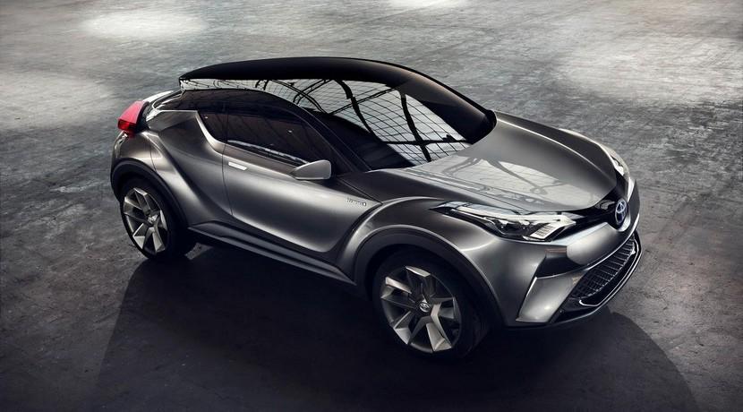 Toyota C-HR Concept 2015