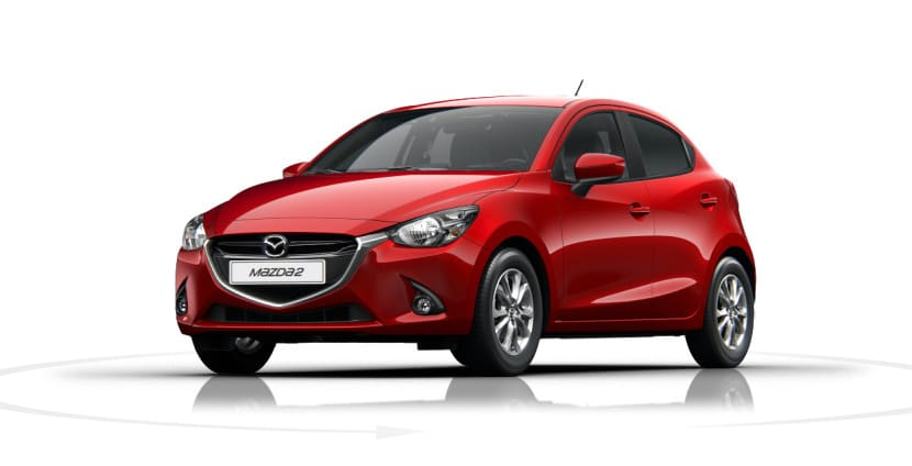 Mazda 2 Style+