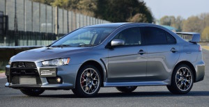 Mitsubishi Lancer Evolution X Final Edition