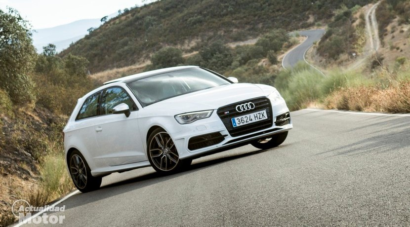 Audi S3 S tronic 300 CV