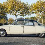 Prueba Citroën DS19 1965