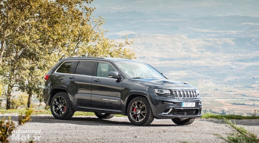 Prueba Jeep Grand Cherokee SRT V8 6.4 HEMI