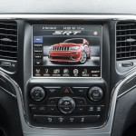 Prueba Jeep Grand Cherokee SRT V8 6.4 HEMI interior