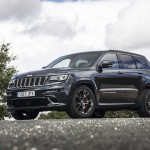 Prueba Jeep Grand Cherokee SRT