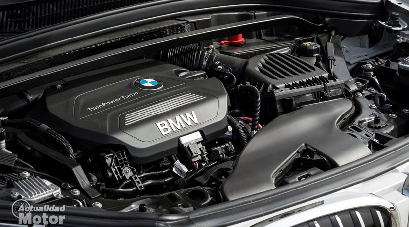 El BMW X1 estrena motores