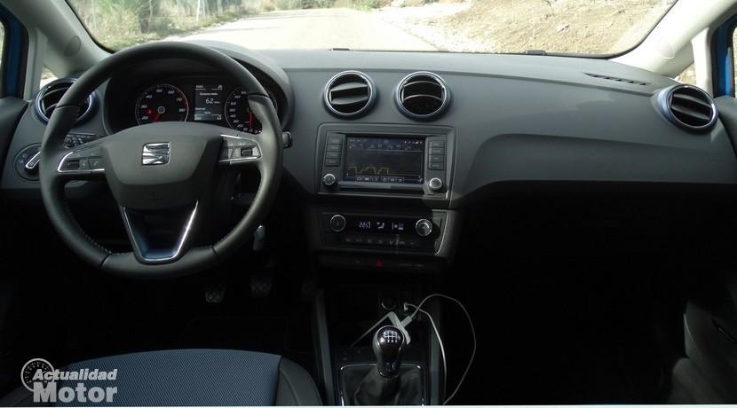 Prueba SEAT Ibiza Connect 1.0 TSI 110 CV