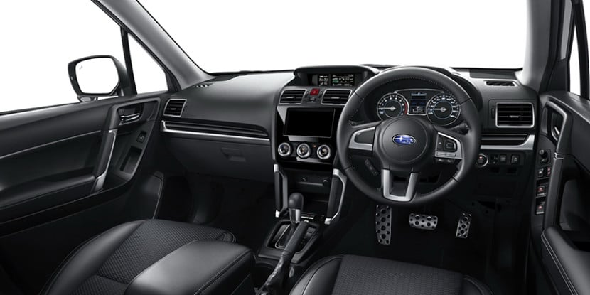 Subaru Forester 2017 - Interior