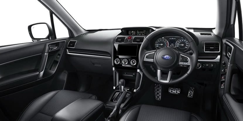 Subaru Forester 2017 - Interior