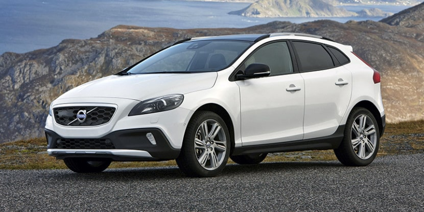 Volvo V40 Cross Country - Frontal