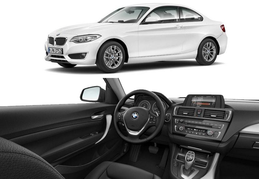 BMW Serie 2 Advantage