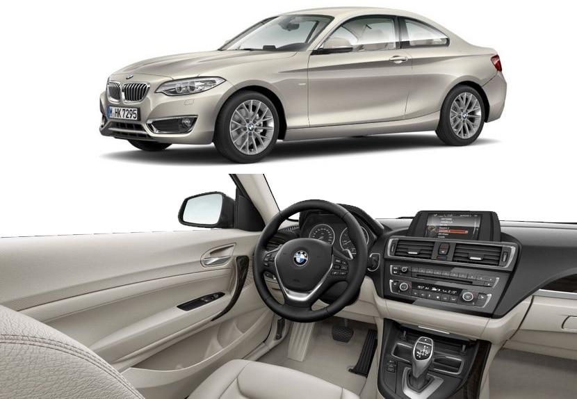 BMW Serie 2 Coupé Luxury