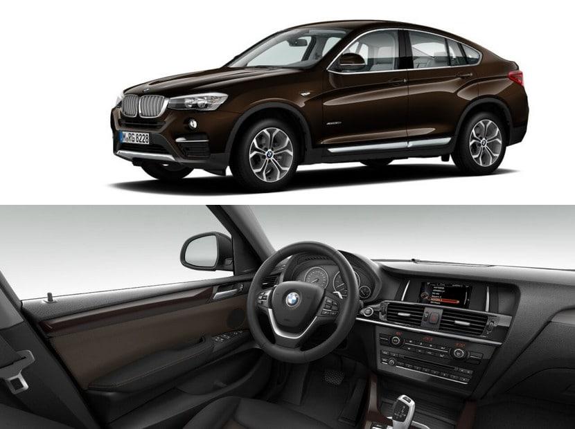 BMW X4 X-Line