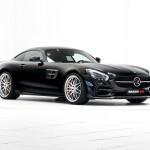 Brabus Mercedes AMG GT