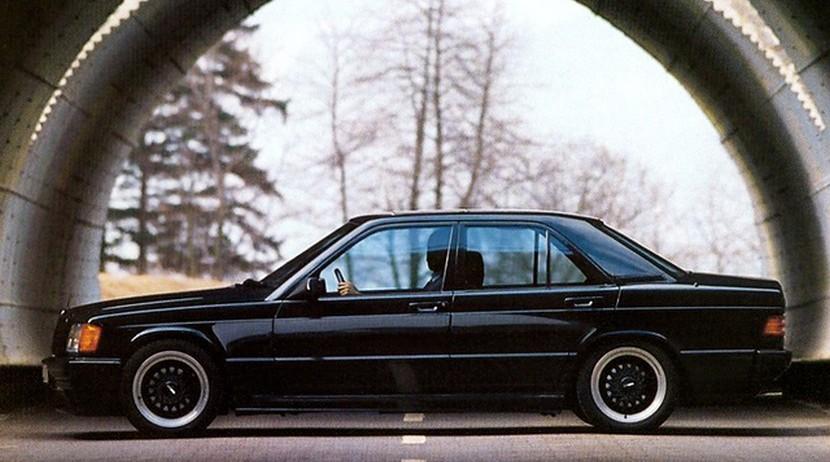 Brabus Mercedes 190