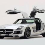 Brabus Mercedes SLS