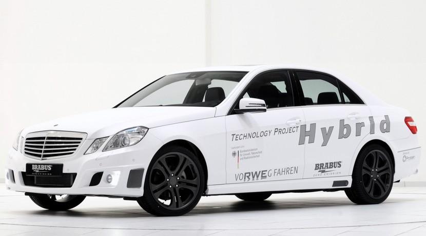 Brabus Project Hybrid