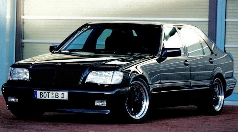 Brabus Mercedes Clase E