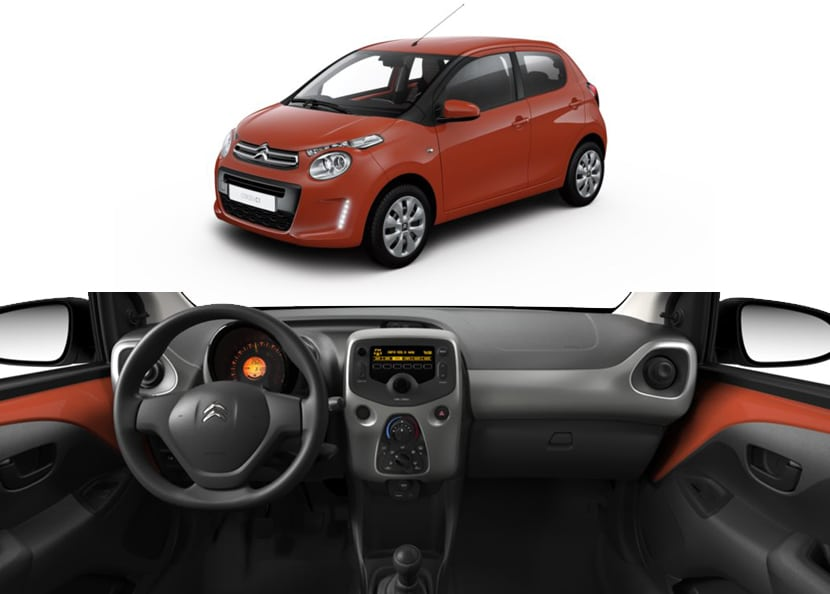 Citroën C1 Feel