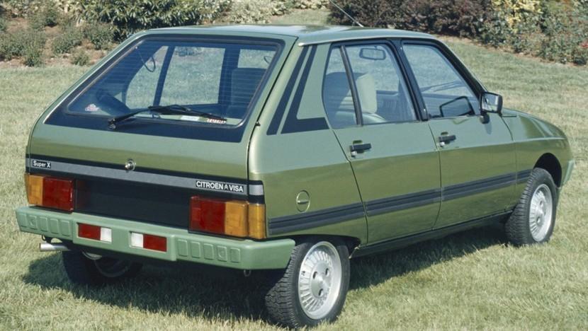 Citroën Visa
