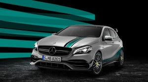 Mercedes-AMG A45 PETRONAS 2015 World Champion
