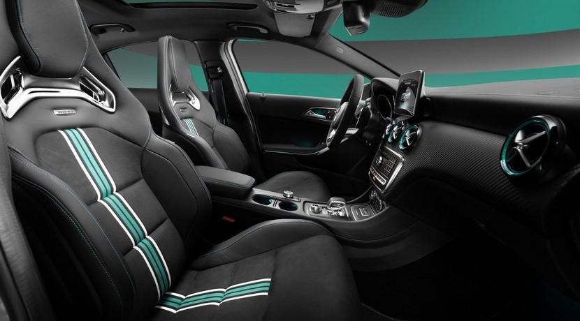 Mercedes-AMG A45 PETRONAS 2015 World Champion