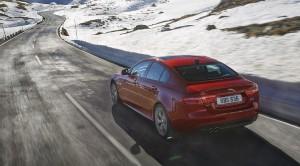 Jaguar XE tracción total