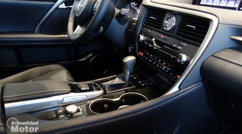 Lexus RX 450h 2016, estamos con la primera unidad que llega a España