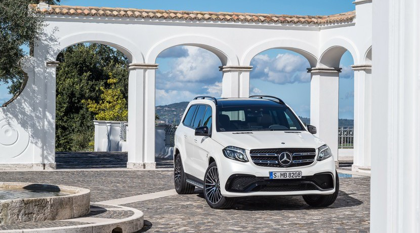 Mercedes-AMG GLS 63 2016