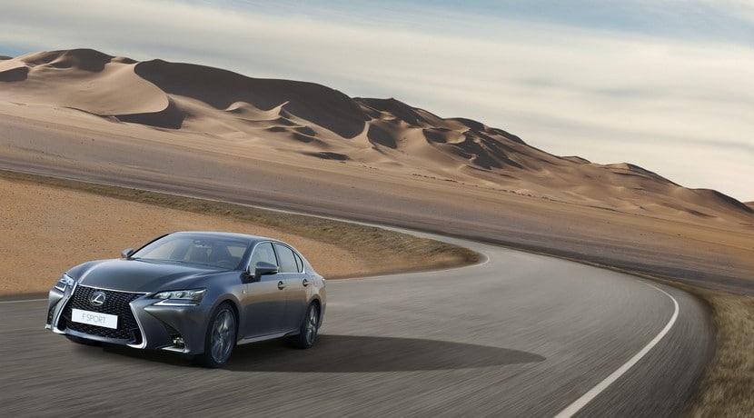 El nuevo Lexus GS 300h, con precios y listo para su desembarco en España