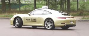 Porsche 911 autoescuela