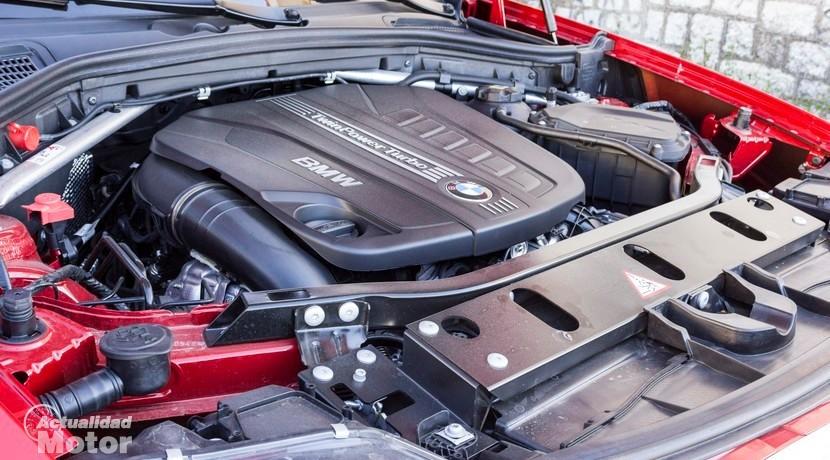 Prueba BMW X4 xDrive35d 313 CV