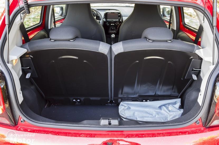 Prueba Citroën C1 1.2 Puretech 82 CV