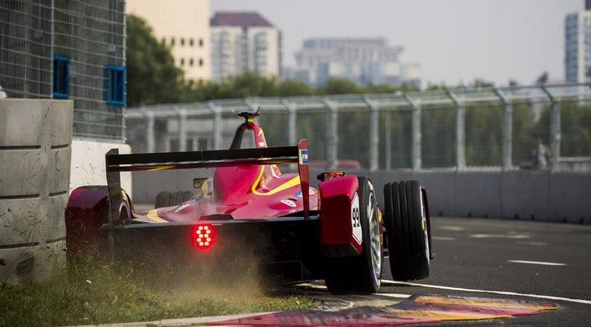 ROBORACE carreras coches autónomos