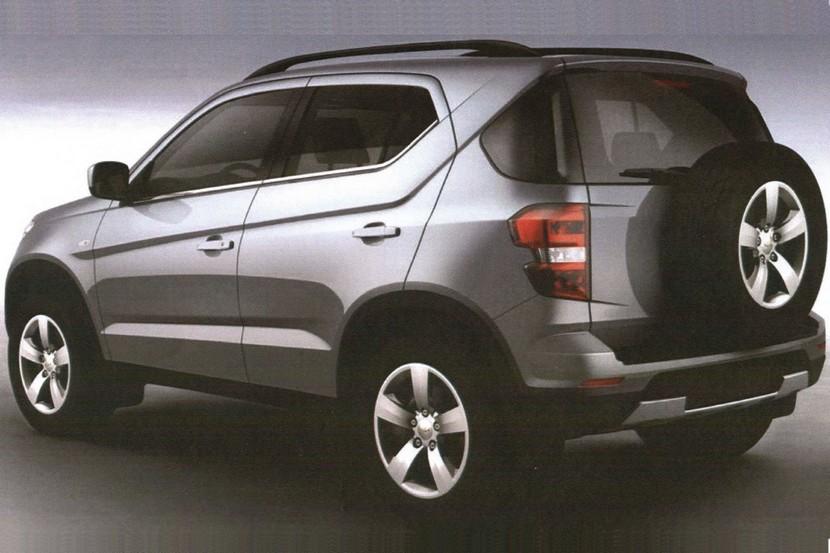 Chevrolet Niva Filtrado