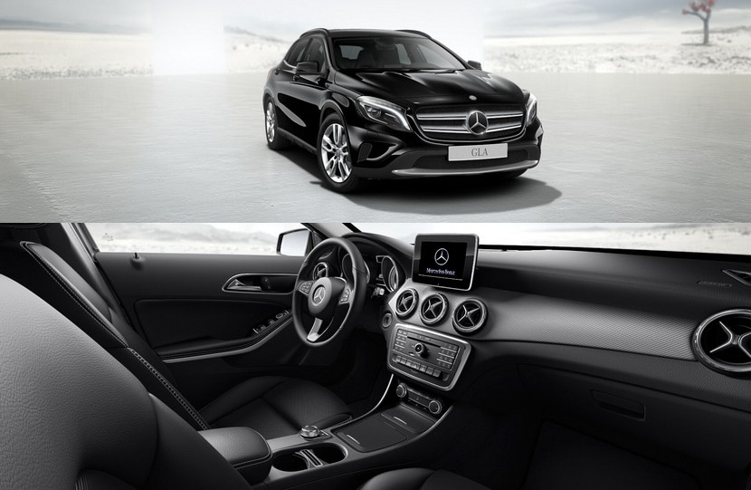 Mercedes GLA Style