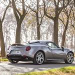 Prueba Alfa Romeo 4C