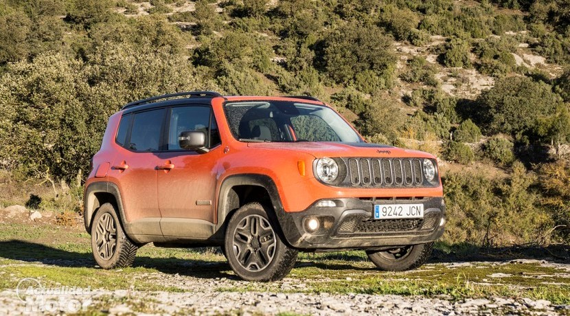 Jeep Renegade Trailhawk 2.0 MultiJet 170 CV 4x4