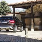 Prueba Mercedes GLA 220 CDI 4MATIC