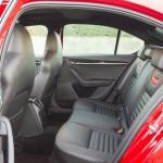 Prueba Skoda Octavia RS TDI 184 CV