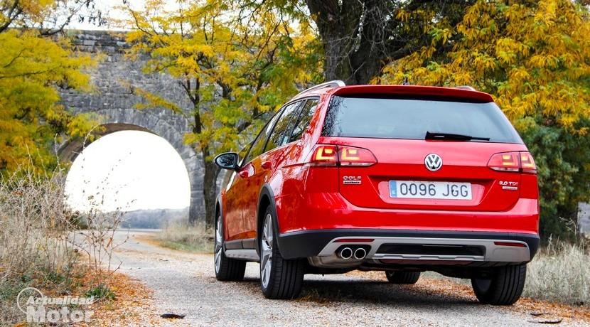 Volkswagen Golf Alltrack TDI 184 DSG