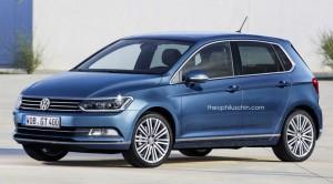 Volkswagen Polo 2017 recreación