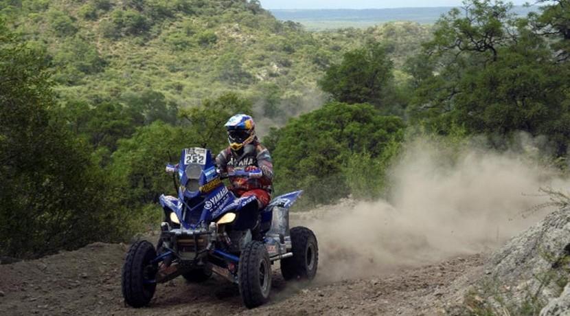 Marcos Patronelli Dakar 2016